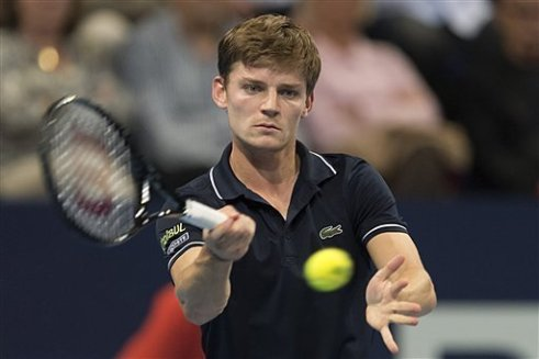 Goffin at Basel