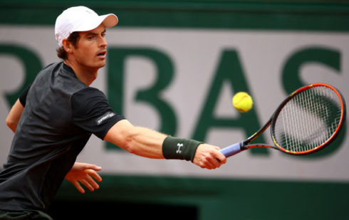 Andy Murray RG16